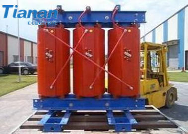 125kVA Industrial Dry Power Transformer 11kV  Distribution electrical power transformer